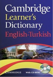 Cambridge Learner's Dictionary English-Turkish with CD-ROM / Словник