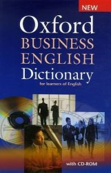 Oxford Business English Dictionary with CD-ROM / Словник