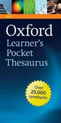 Oxford Learner's Pocket Thesaurus / Словник