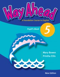 Way Ahead New Edition 5 Pupil's Book with CD-ROM / Підручник для учня