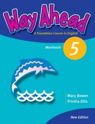 Way Ahead New Edition 5 Workbook / Робочий зошит