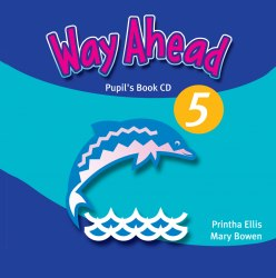 Way Ahead New Edition 5 Pupil's Book CD / Аудіо диск