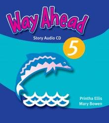 Way Ahead New Edition 5 Story Audio CD / Аудіо диск