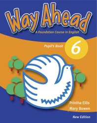 Way Ahead New Edition 6 Pupil's Book with CD-ROM / Підручник для учня