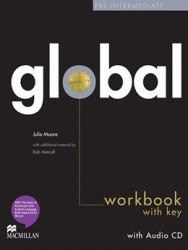 Global Pre-Intermediate Workbook with key with Audio CD / Робочий зошит