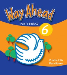 Way Ahead New Edition 6 Pupil's Book CD / Аудіо диск