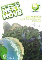 Macmillan Next Move Starter Class Audio CDs / Аудіо диск