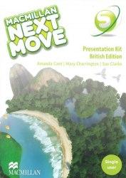 Macmillan Next Move Starter Presentation Kit / Ресурси для інтерактивної дошки
