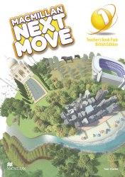 Macmillan Next Move 1 Teacher's Book Pack / Підручник для вчителя