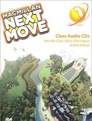 Macmillan Next Move 1 Class Audio CDs / Аудіо диск
