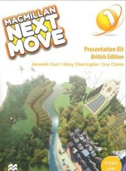Macmillan Next Move 1 Presentation Kit / Ресурси для інтерактивної дошки