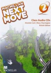 Macmillan Next Move 2 Class Audio CDs / Аудіо диск