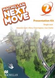 Macmillan Next Move 2 Presentation Kit / Ресурси для інтерактивної дошки