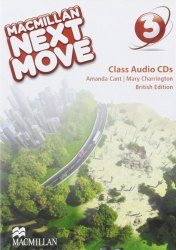 Macmillan Next Move 3 Class Audio CDs / Аудіо диск