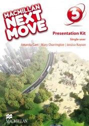 Macmillan Next Move 3 Presentation Kit / Ресурси для інтерактивної дошки