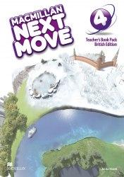 Macmillan Next Move 4 Teacher's Book Pack / Підручник для вчителя