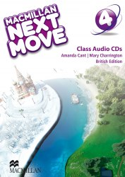 Macmillan Next Move 4 Class Audio CDs / Аудіо диск