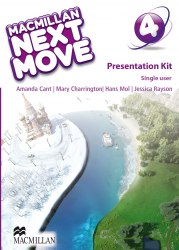 Macmillan Next Move 4 Presentation Kit / Ресурси для інтерактивної дошки