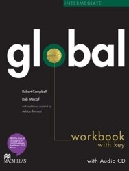 Global Intermediate Workbook with key with Audio CD / Робочий зошит