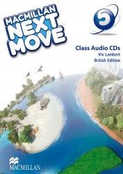 Macmillan Next Move 5 Class Audio CDs / Аудіо диск