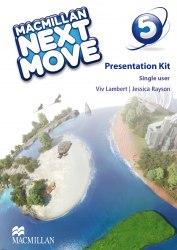 Macmillan Next Move 5 Presentation Kit / Ресурси для інтерактивної дошки