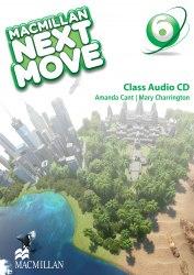 Macmillan Next Move 6 Class Audio CDs / Аудіо диск