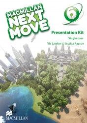 Macmillan Next Move 6 Presentation Kit / Ресурси для інтерактивної дошки