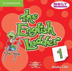 The English Ladder 1 Audio CDs / Аудіо диск