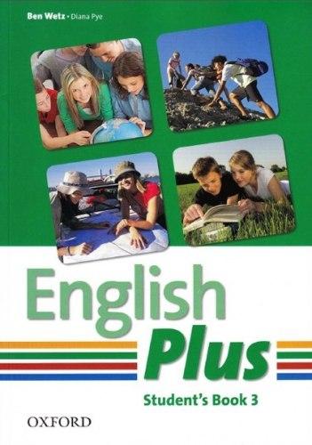 English Plus 3 Student's Book / Підручник для учня