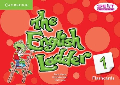 The English Ladder 1 Flashcards / Flash-картки