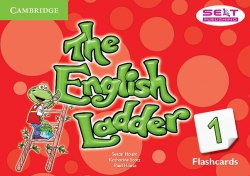 The English Ladder 1 Flashcards / Flash-картки