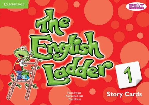 The English Ladder 1 Story Cards / Картки