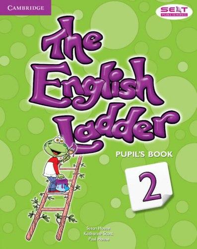 The English Ladder 2 Pupil's Book / Підручник для учня