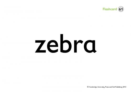 The English Ladder 2 Flashcards / Flash-картки