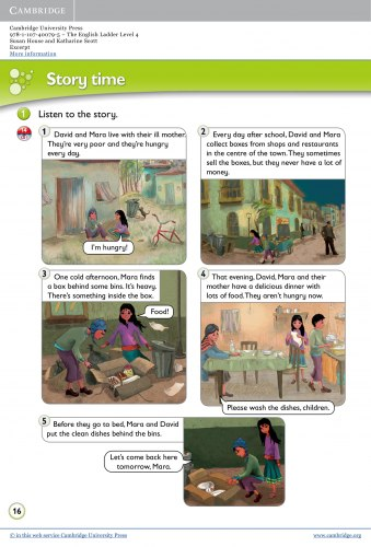 The English Ladder 4 Pupil's Book / Підручник для учня