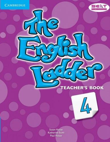 The English Ladder 4 Teacher's Book / Підручник для вчителя