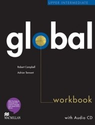 Global Upper-Intermediate Workbook with key with Audio CD / Робочий зошит
