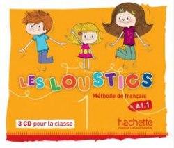 Les Loustics 1-3 CD pour la classe / Аудіо диск