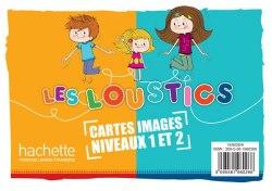 Les Loustics 1 et 2 Cartes images en couleurs / Flash-картки