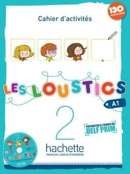 Les Loustics 2 Cahier d'activités avec CD audio / Робочий зошит