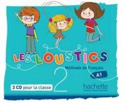 Les Loustics 2-3 CD pour la classe / Аудіо диск