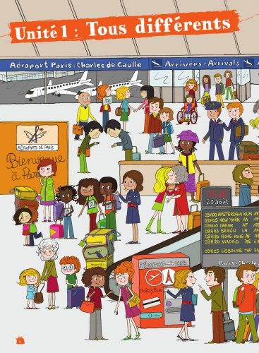 Les Loustics 3 Méthode de Français - Livre de l'élève / Підручник для учня