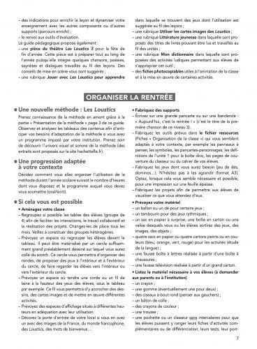 Les Loustics 3 Guide pédagogique / Підручник для вчителя