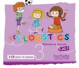 Les Loustics 3-3 CD pour la classe / Аудіо диск