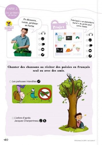 Les Loustics 3 Fichier ressources / Ресурси для вчителя
