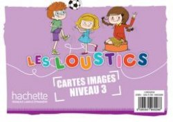 Les Loustics 3 Cartes images en couleurs / Flash-картки