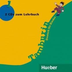 Tamburin 1 - 2 CDs zum Lehrbuch / Аудіо диск