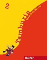Tamburin 2 Lehrbuch / Підручник для учня