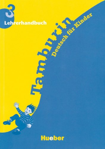 Tamburin 3 Lehrerhandbuch / Підручник для вчителя