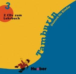 Tamburin 3 - 2 CDs zum Lehrbuch / Аудіо диск